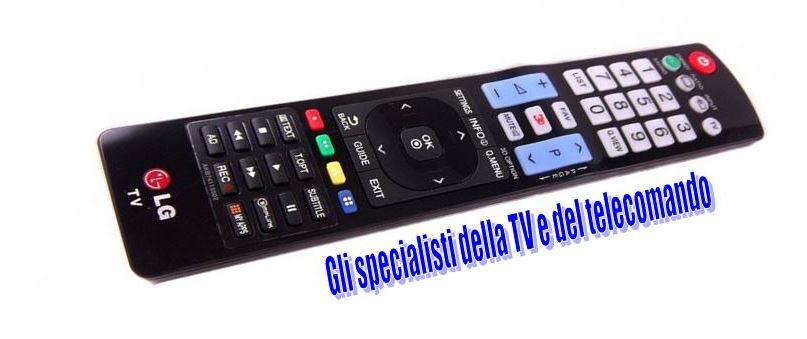 Telecomandi TV