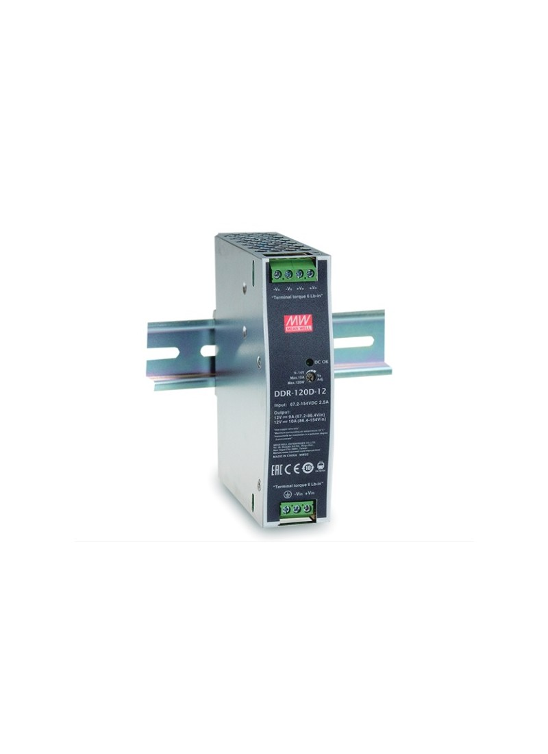 DDR-120B-48 Alimentatore Switching / Power Supply Mean Well