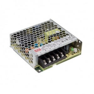 LRS-75-12 Alimentatore Switching Mean Well