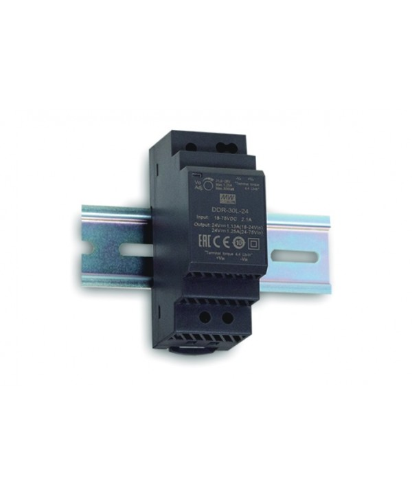 DDR-30G-5 Alimentatore Switching / Power Supply Mean Well