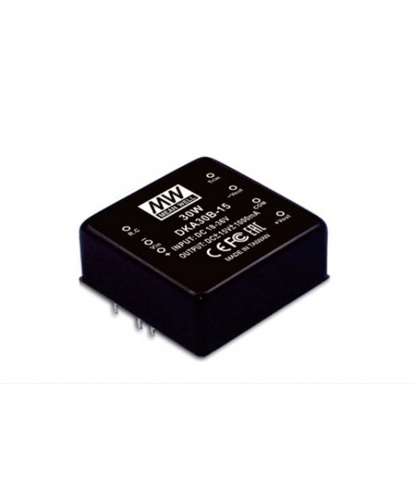 DKA30B-15 Alimentatore Switching / Power Supply Mean Well