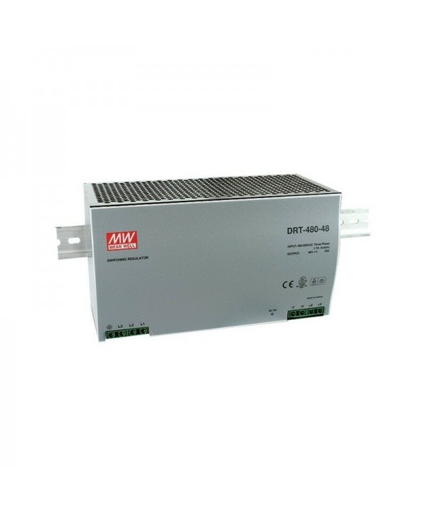 DRT-480-24 Alimentatore Switching / Power Supply Mean Well