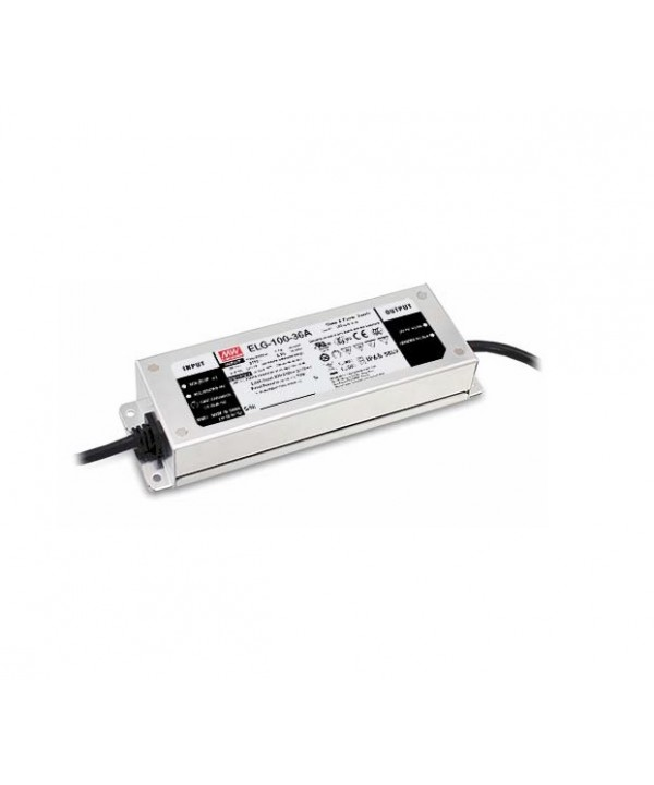 ELG-100-36A-3Y Alimentatore Switching / Power Supply Mean Well
