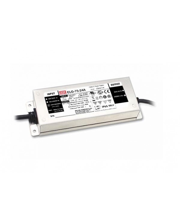 ELG-75-12DA Alimentatore Switching / Power Supply Mean Well