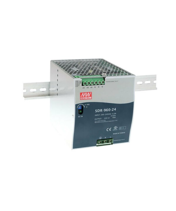 SDR-960-24 Alimentatore Switching / Power Supply Mean Well