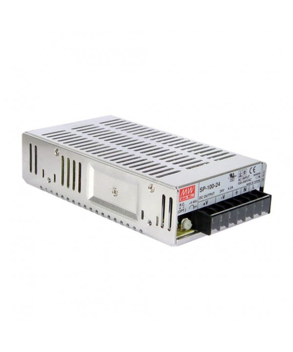 SP-100-24 Alimentatore Switching / Power Supply Mean Well