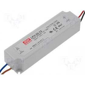 LPV-35-12 Alimentatore Switching Mean Well